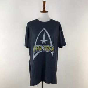 Star Trek Logo Graphic Short Sleeve Tee
